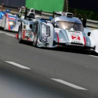 Audi R18 e-tron quattro wins again at Le Mans 2013