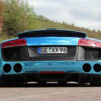 Audi R8 V10 tweaked by XXX-Performance