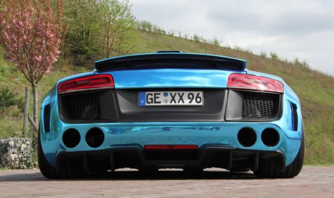 Audi R8 V10 tweaked by XXX-Performance