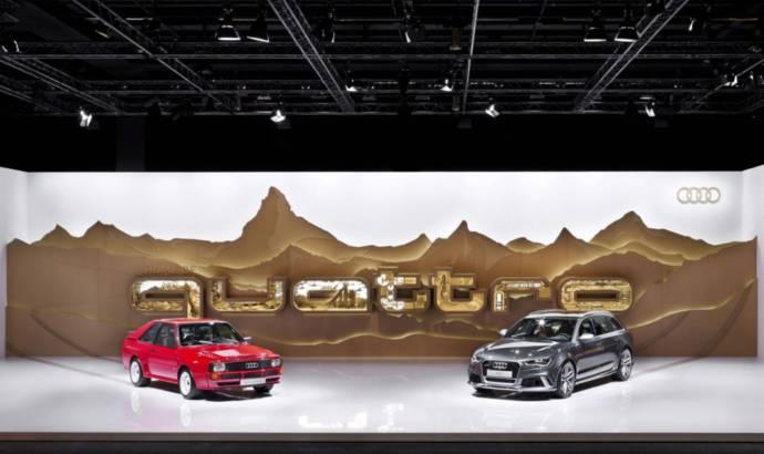 Audi pays tribute to quattro legacy during Deign Miami-Basel exhibition