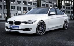 BMW 3-Series prepared by JMS