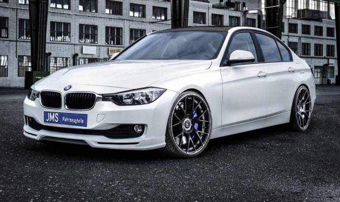 BMW 3-Series prepared by JMS