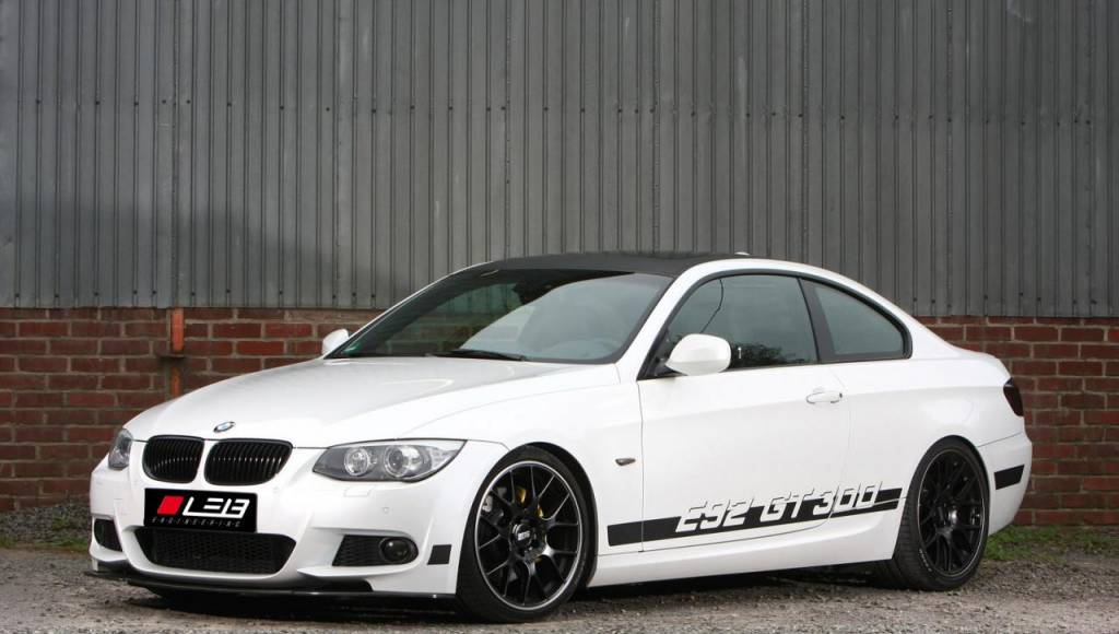 BMW 325i modified by Leib Engineering