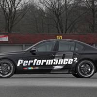 BMW 335i F30 modified by Schmidt Revolution