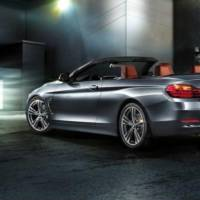 BMW 4-Series Cabrio - First rendered picture