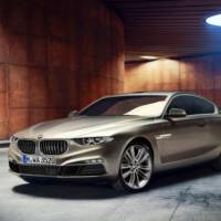 BMW 8-Series rendered by Autoprojecoes