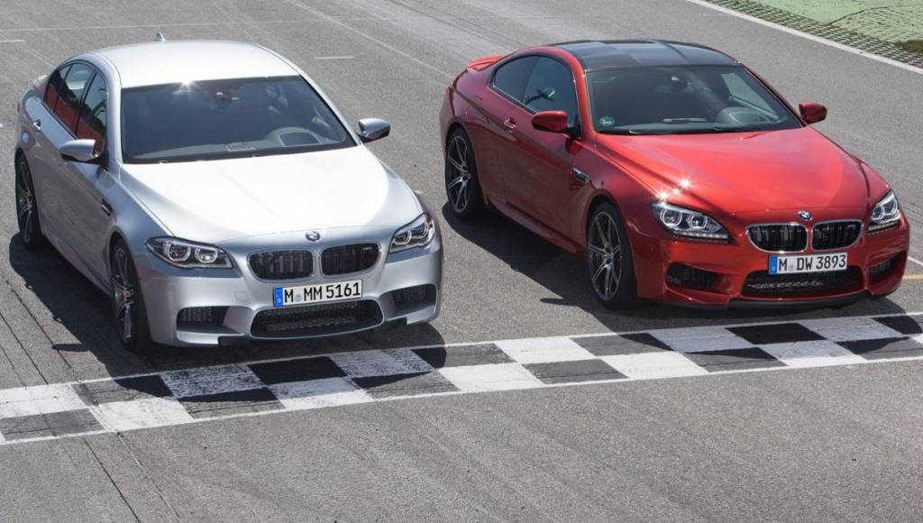 BMW M5 and M6 Competition Package starts from 6500 pounds in UK
