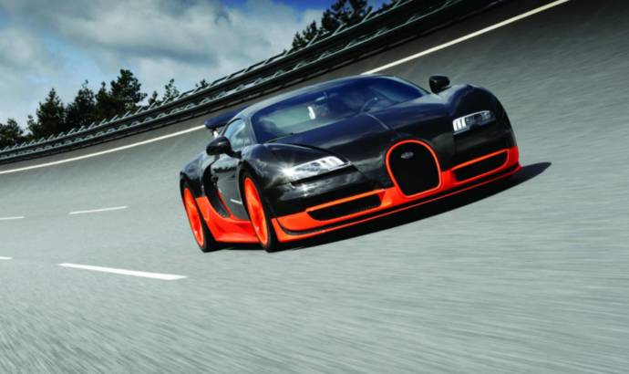 Bugatti Super Veyron will debut in 2014 with 1.500 bhp
