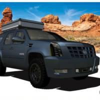 Cadillac Escalade XPLORE Adventure is a luxury off-roader
