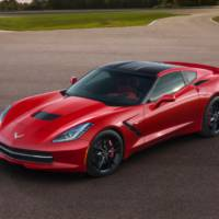 Chevrolet Corvette Stingray, priced from 61495 pounds