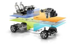 Common Module Family architecture to host 14 Renault and Nissan models