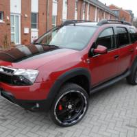Dacia Duster received an off-road tuning from German LZParts