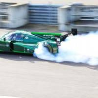 Drayson Racing sets a new world record for fastest electric vehicle