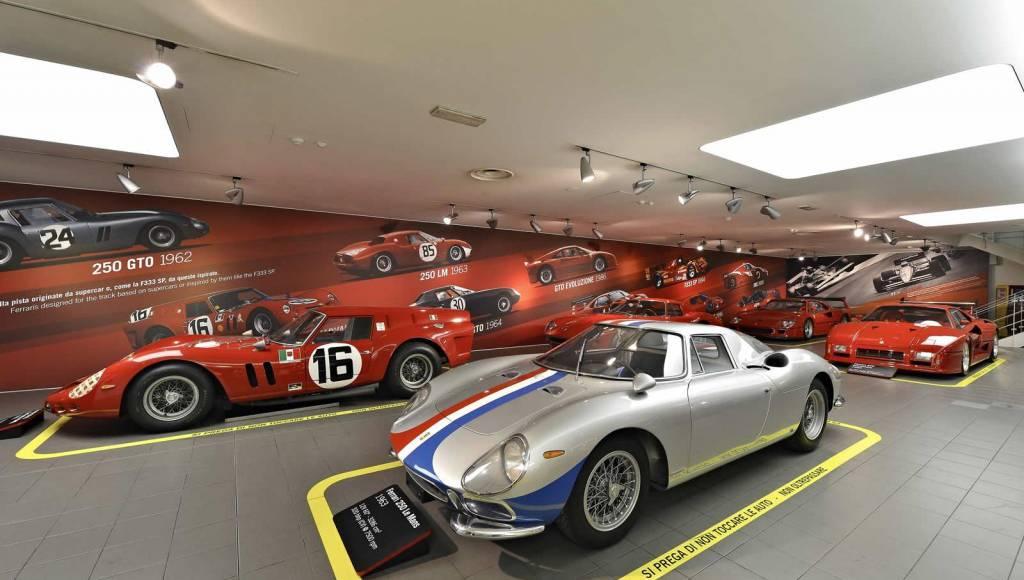Ferrari extends its museum in Maranello
