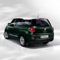 Fiat unveiled the 2014 500L Living
