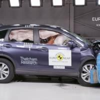 Honda CR-V gets 5 stars after EuroNCAP testing