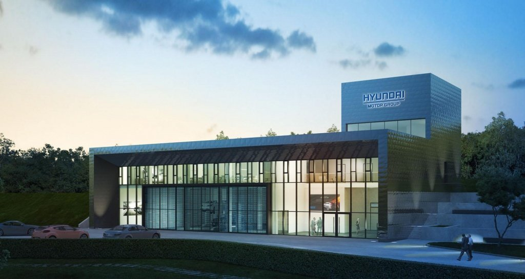Hyundai teases its test facility in Nurburgring