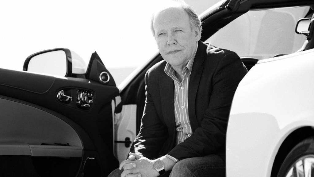 Jaguar designer Ian Callum wins International designer of the year award