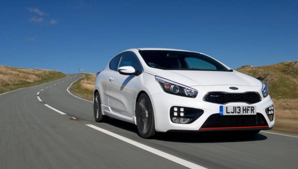Kia Pro Cee-D GT starts from 19.995 Pounds in UK