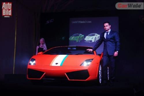 Lamborghini Gallardo India Limited Edition - Six units for the most beloved Italian supercar