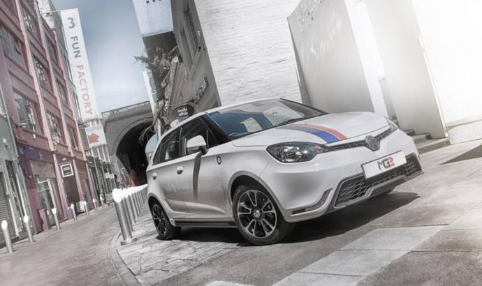 MG3 european version - preliminary details published