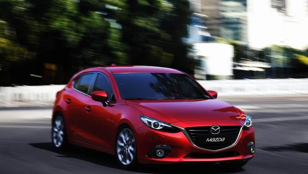 Mazda3 hatchback - First official video