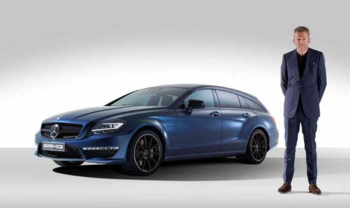 Mercedes CLS63 AMG Shooting Brake by Spencer Hart introduced