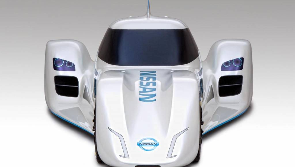 Nissan ZEOD RC officially unveiled for 2014 24h of Le Mans race