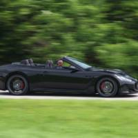 Novitec Tridente Maserati GranCabrio MC tuning kit unveiled