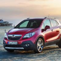 Opel Mokka receives front wheel drive for its 140 hp petrol engine