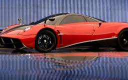Pagani Huayra got a role in Transformers 4