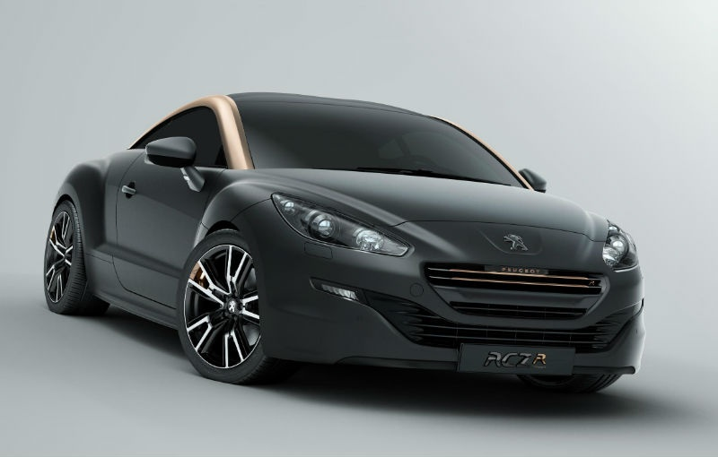 Peugeot RCZ R to debut at 2013 Goodwood Festival of Speed
