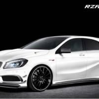 Revozport RZA-290 Mercedes A-Klasse introduced