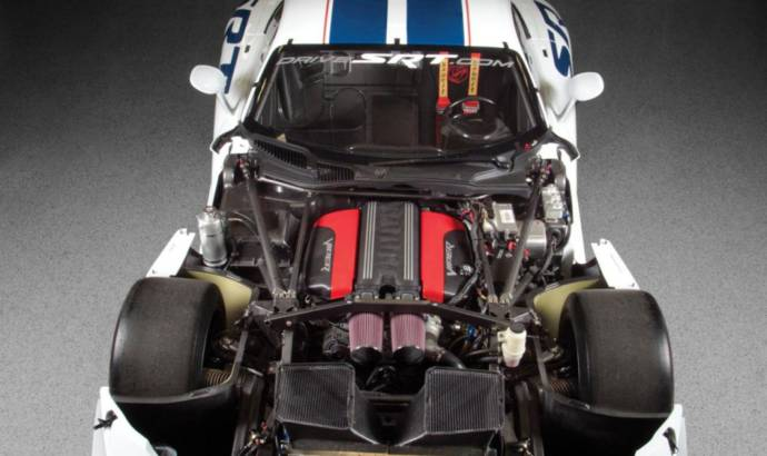 SRT has unveiled the new Viper GT3-R