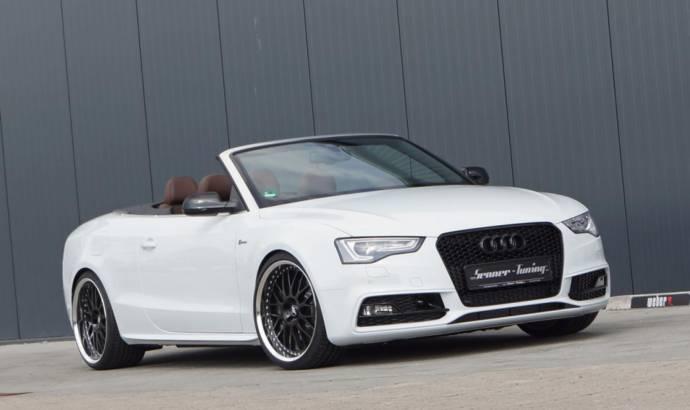Senner Tuning Audi S5 Convertible tuning kit