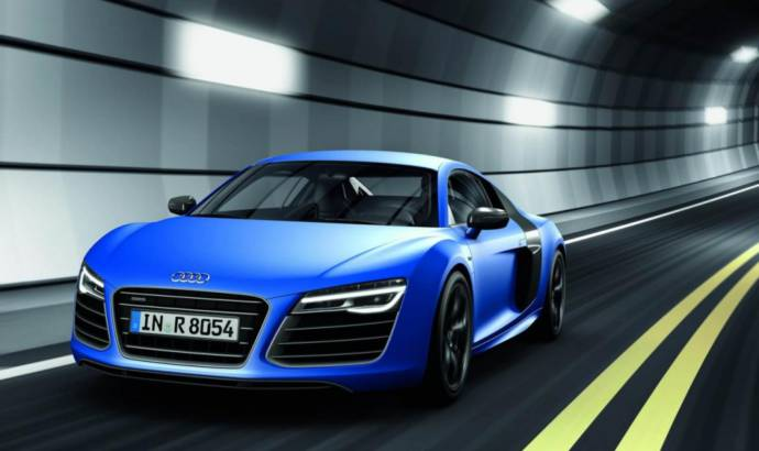 The 2015 Audi R8 will be more powerful