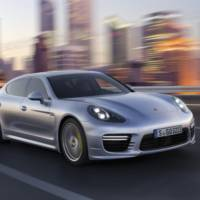 The upcoming Porsche Panamera could share the platform with next-gen Bentley Continental