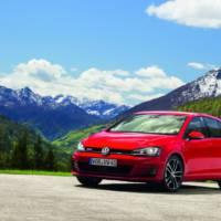 Volkswagen Golf 7 GTD - New official photos and infos