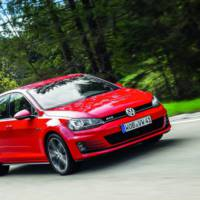 Volkswagen Golf 7 GTD - New official photos and infos