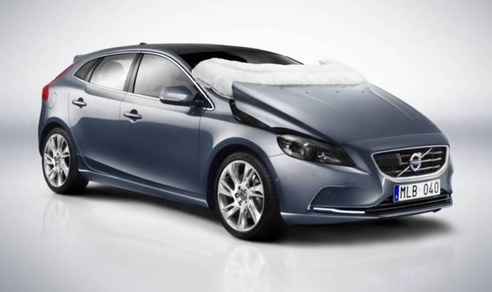 Volvo receives EuroNCAP world innovation award for its pedestrian airbag