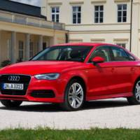 2013 Audi A3 Saloon will start at 24.275 pounds in the UK