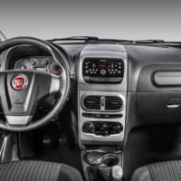 2014 Fiat Idea facelift revealed in Brasil