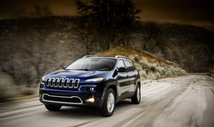 2014 Jeep Cherokee available for 22.995 USD