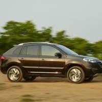2014 Renault Koleos facelift unveiled
