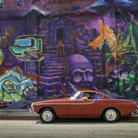 A 1966 Volvo P1800 is close to achieve 3 million miles