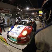 Audi R18 e-tron quattro wins again at Le Mans 2013