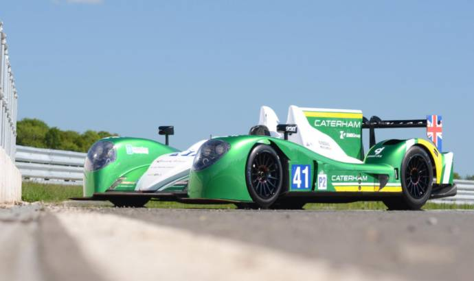 Caterham to debut in 2013 Le Mans 24h