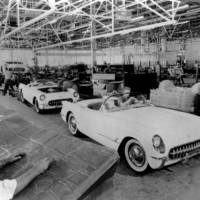 Chevrolet celebrates 60 years since the first Corvette
