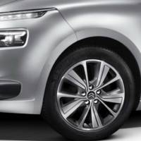Citroen Grand C4 Picasso - The French seven-seater MPV