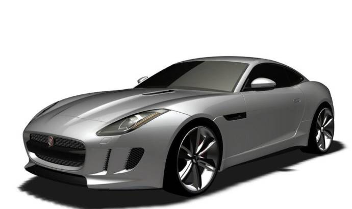 Jaguar F-Type R-S Coupe in the works